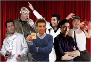 I Migliori Cabarettisti Italiani