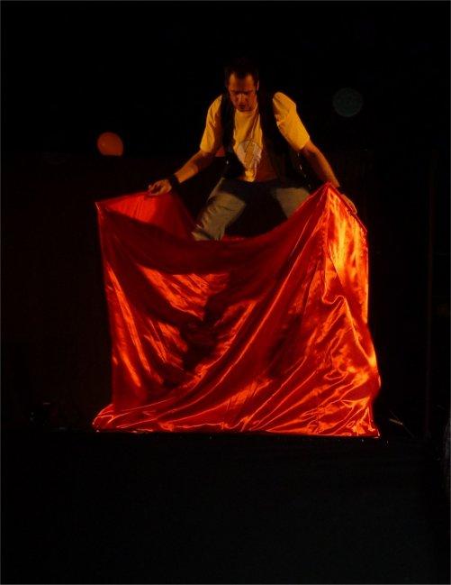 Spettacolo di Visual Comedy e Cabaret