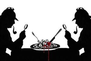 come organizzare una cena con delitto