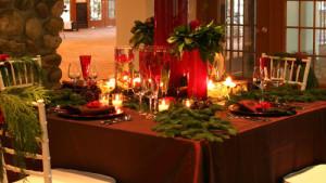 cena aziendale di natale
